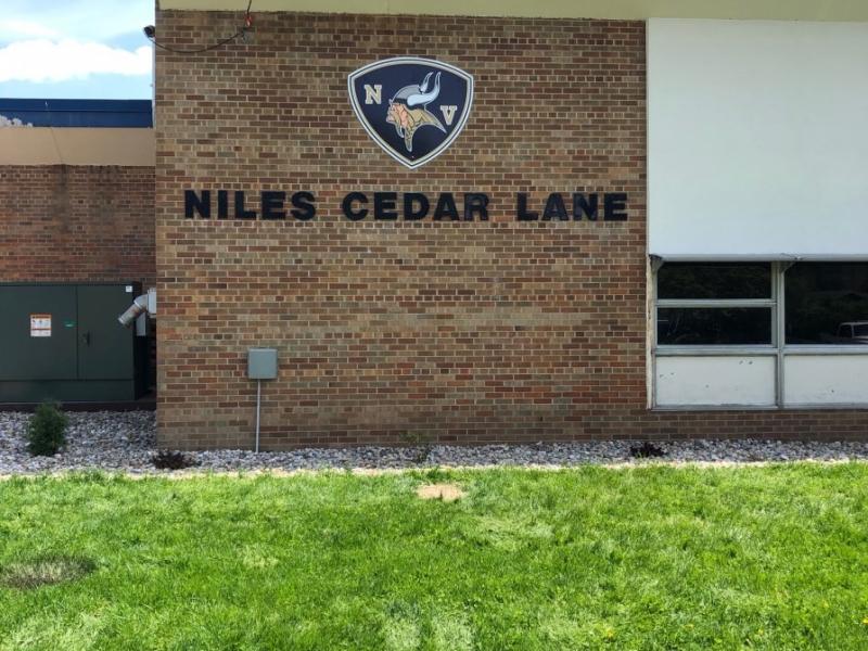 Channel Letters_Niles Cedar Lane