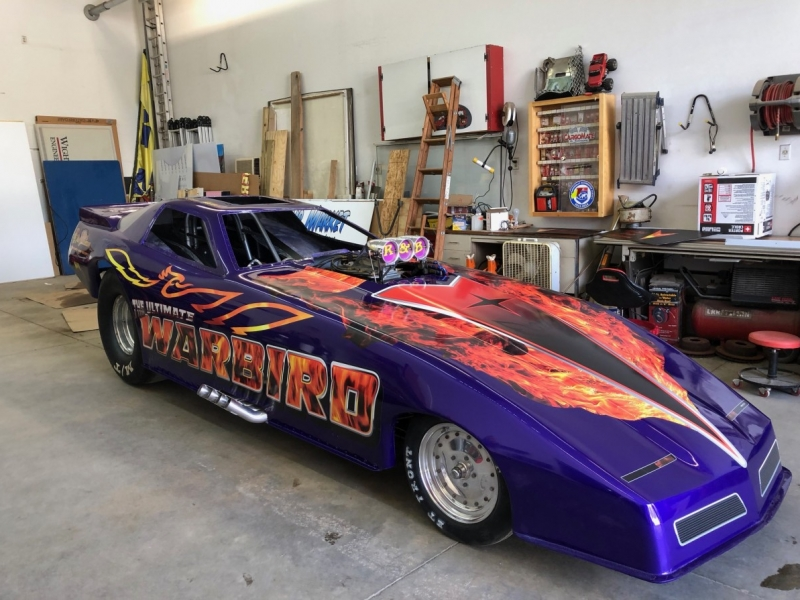 Vehicle Graphics_The Ultimate Warbiro Race Car